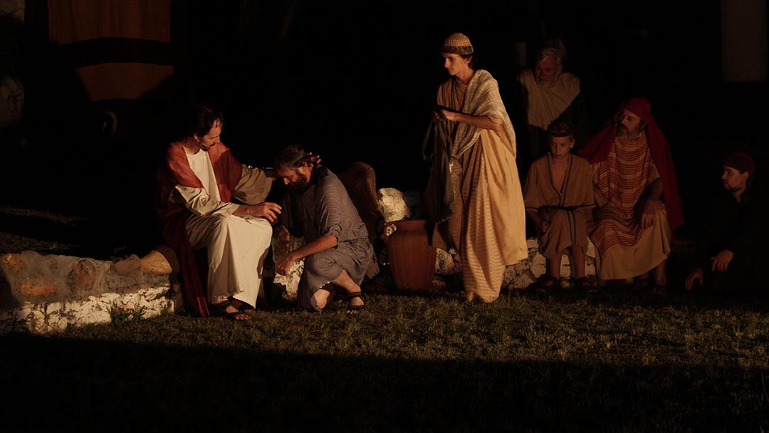Jesus-comforts