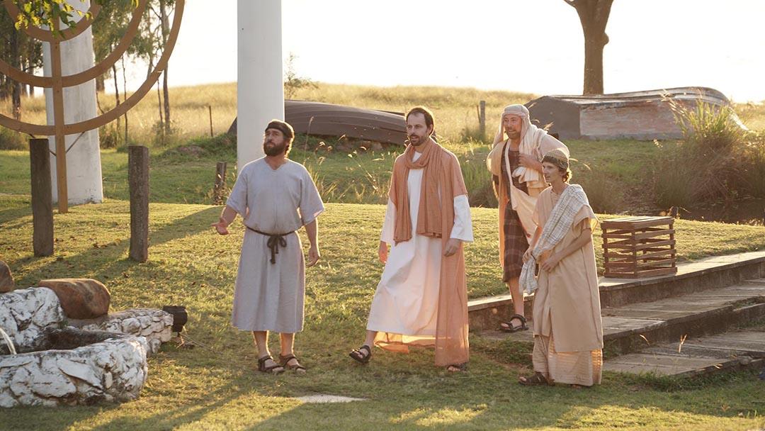 Jesus-disciples